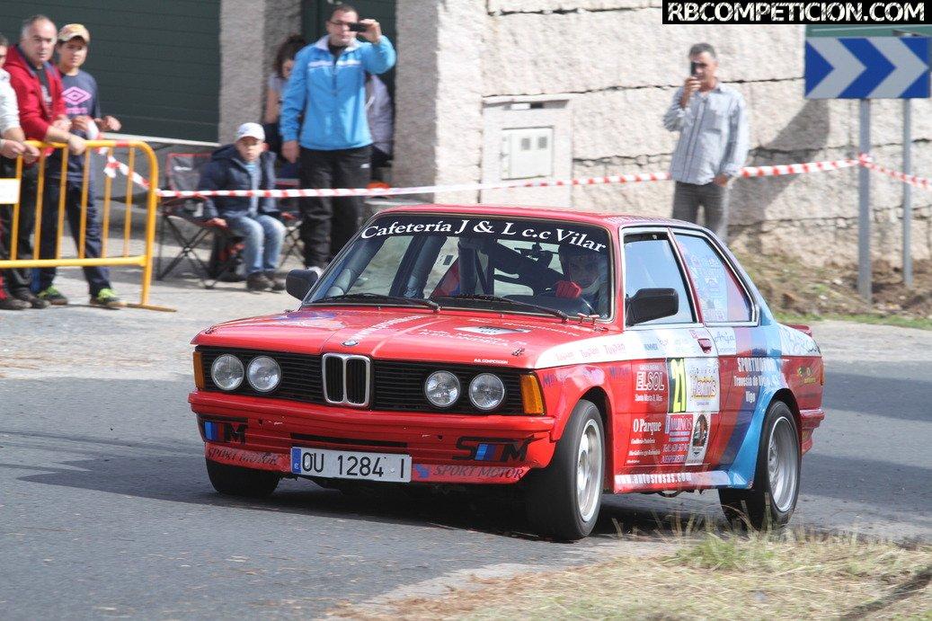 BMW 320i E21 -- Rubén Blanco Pereira