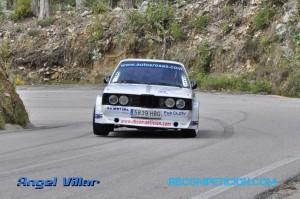 V subida a Oia - Rubén Blanco - BMW320i e21