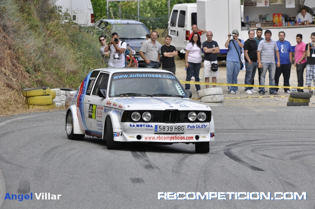 Ruben Blanco - BMW323i e21