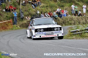 Rubén Blanco - BMW320i e21