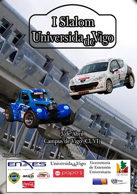I slalom Universidad de Vigo