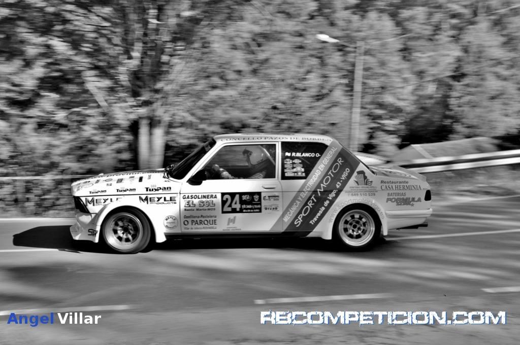 Rubén Bñlanco - BMW 320i E21